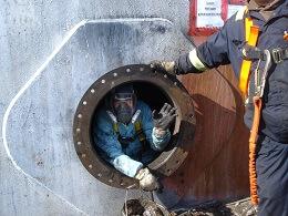 Confined Space Rescue Training Ontario