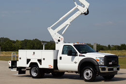 Truck Mounted Aerial Device (Bucket Truck)