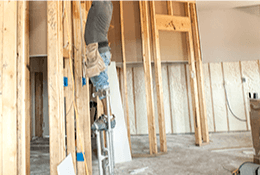 Stilts In Construction