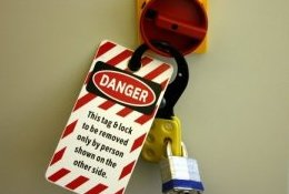 Lock Out Tag Out Safety Training